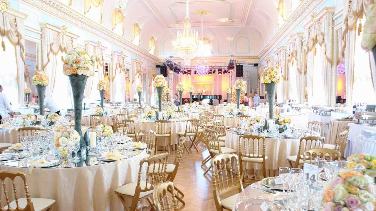 свадьба во дворце спб