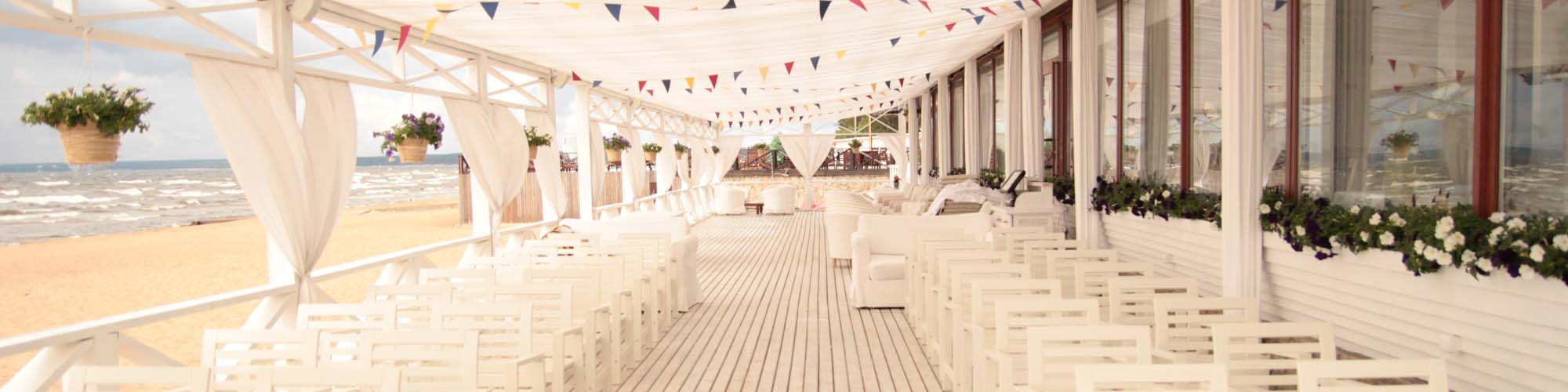 свадьба на финском заливе