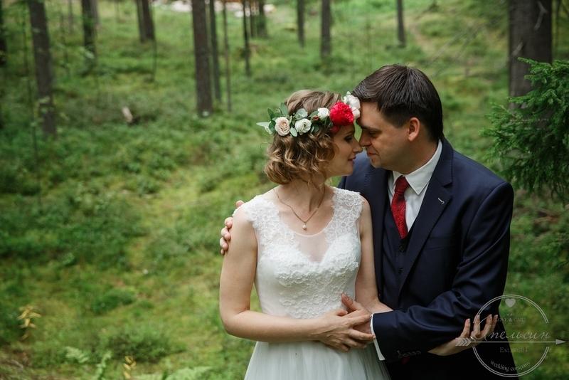 свадьба под ключ спб