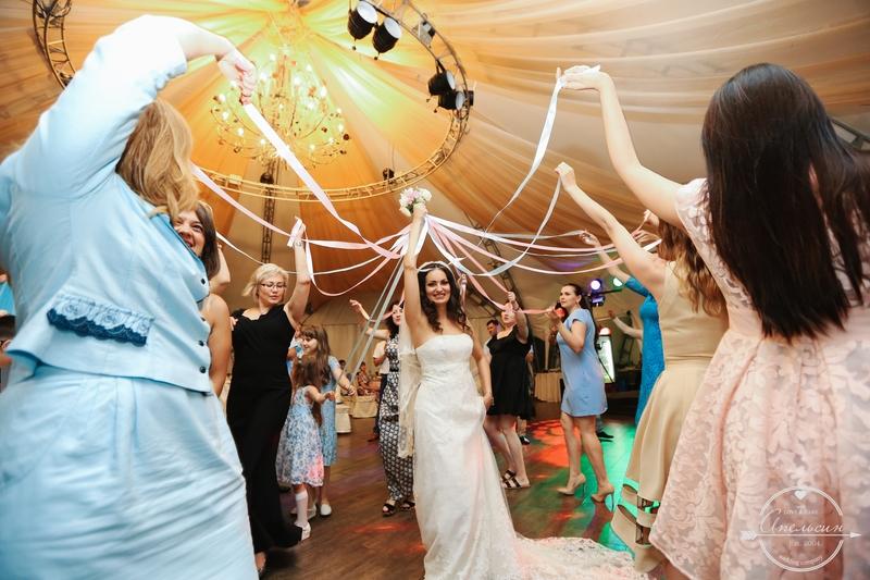 Поздравление от матери невесты своими словами