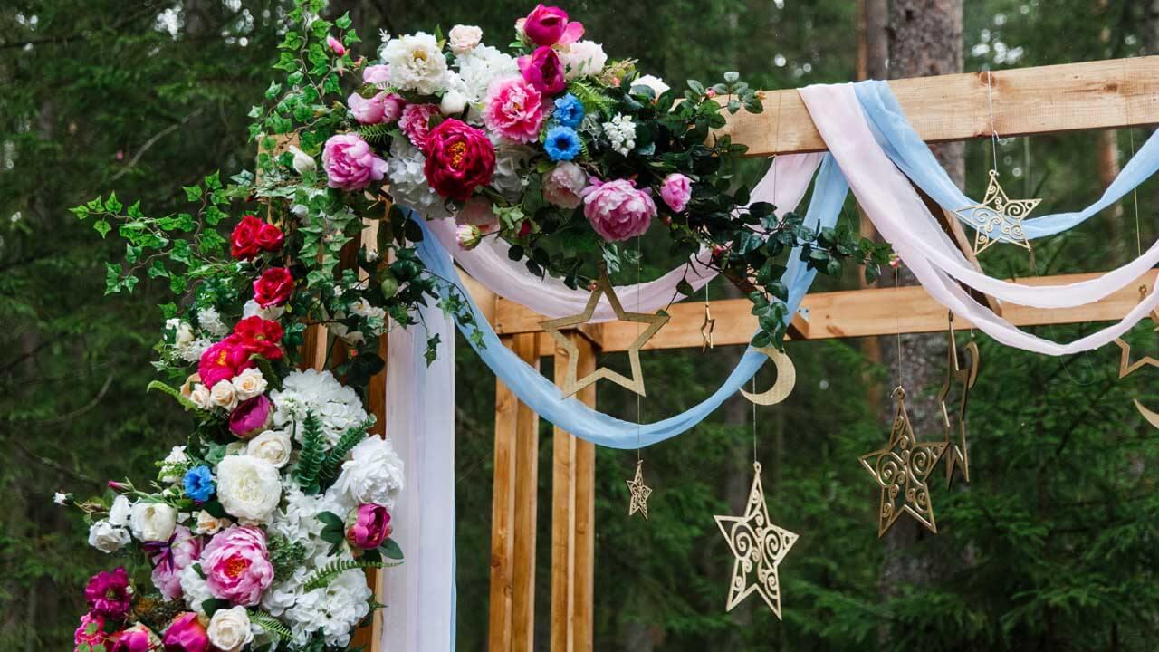 тематические свадьбы идеи