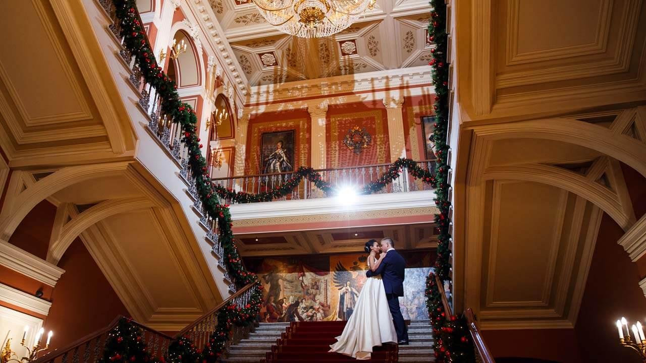 свадьба в питере для двоих