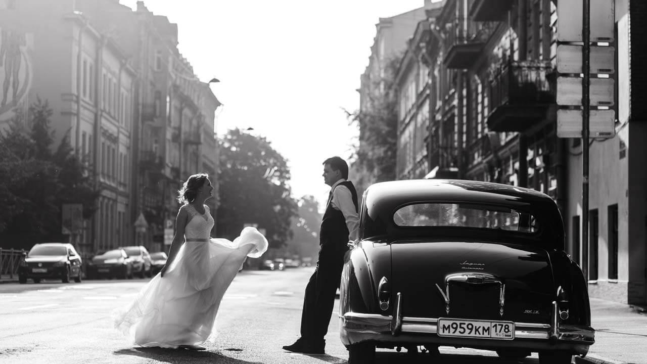 свадьба для двоих спб