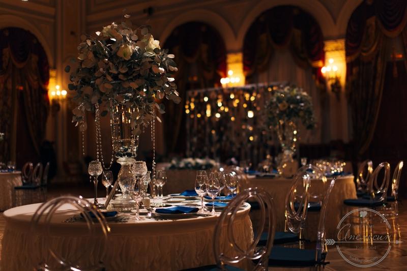 свадьба в отеле талеон империал