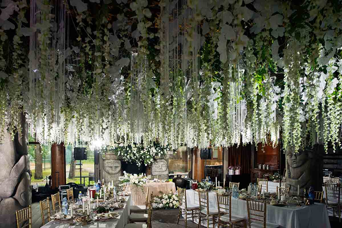декор свадьбы спб