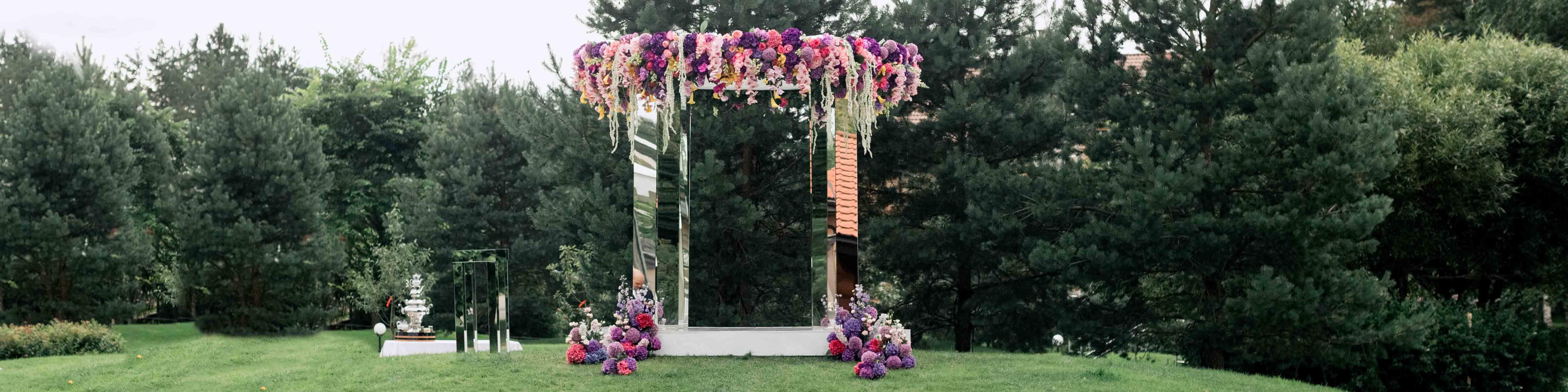 свадебный декор спб
