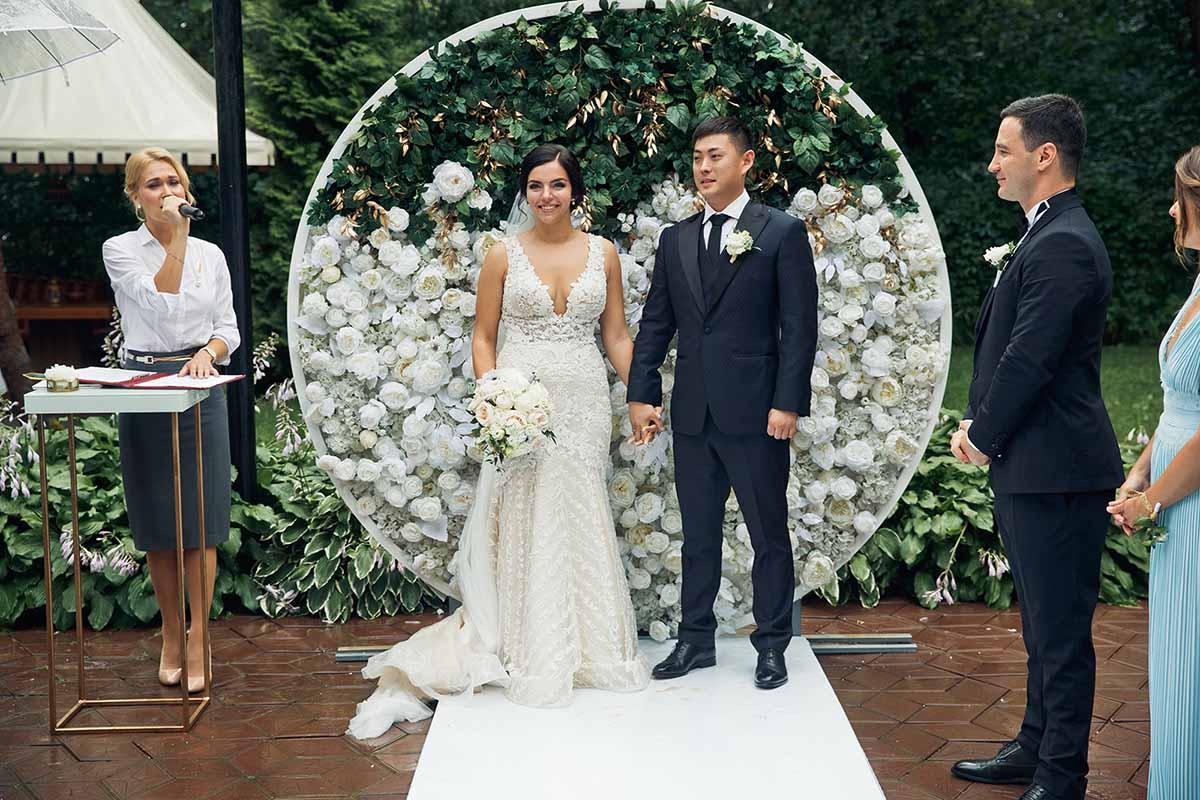 выездная регистрация брака спб