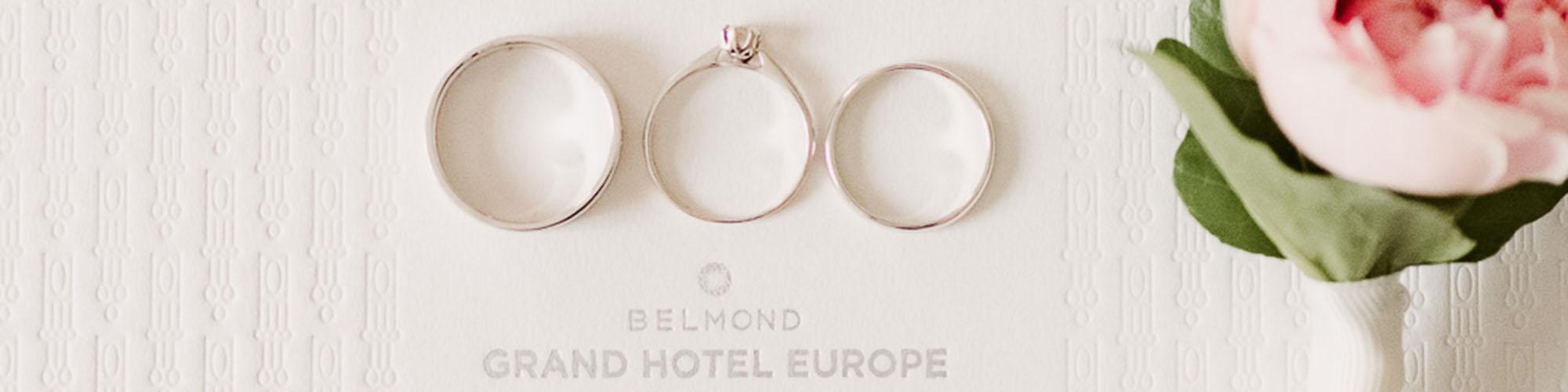Свадьба в Belmond Grand hotel Europe